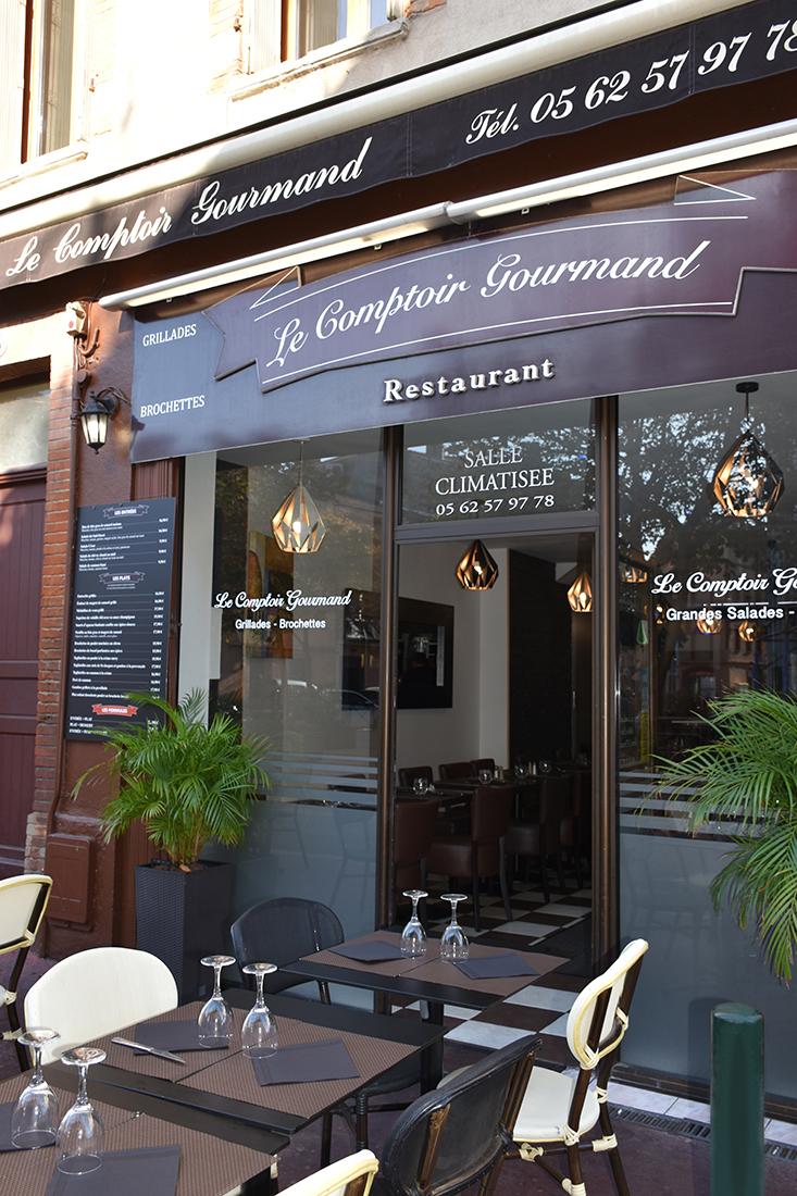 Restaurant de gastronomie fran aise toulouse les - Comptoir gourmand toulouse ...